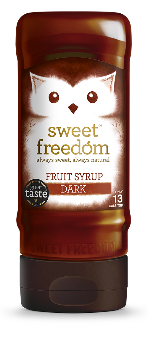 Fruit Syrup Dark