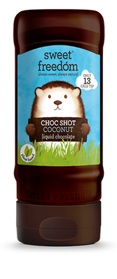 Choc Shot Coconut