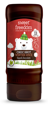 Choc Shot Winter Spice